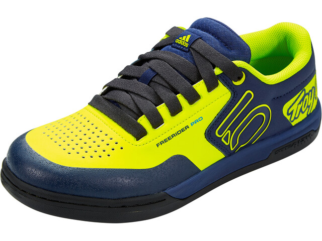 adidas Five Ten Freerider Pro TLD Zapatillas Corte Bajo Hombre, solar yellow/solar yellow/carbon
